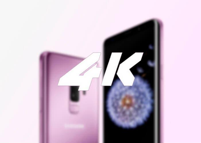 El Samsung Galaxy S10 tendrá la mayor resolución vista hasta la fecha en un smartphone