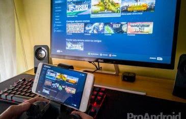 Steam te permite unirte a juegos multijugador de PC desde tu teléfono Android