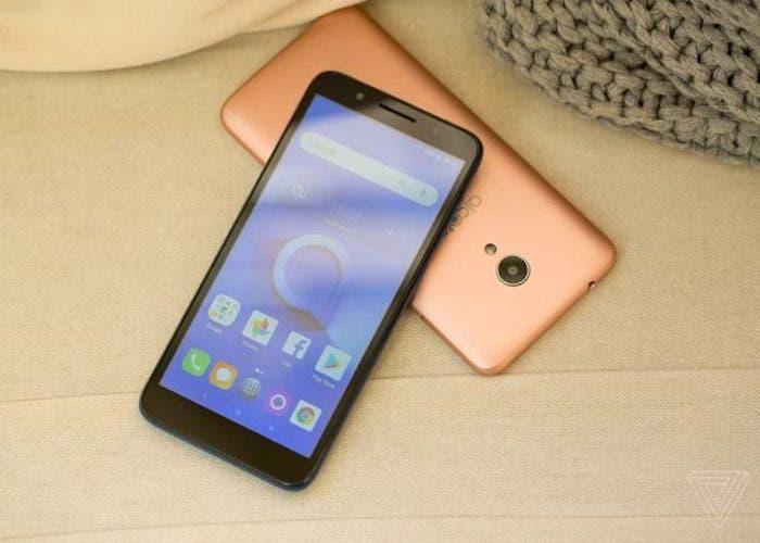 Alcatel 1X Dual SIM y Single SIM, los smartphones con pantalla 18:9 más baratos del mercado
