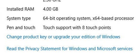 windows 10 64 bits