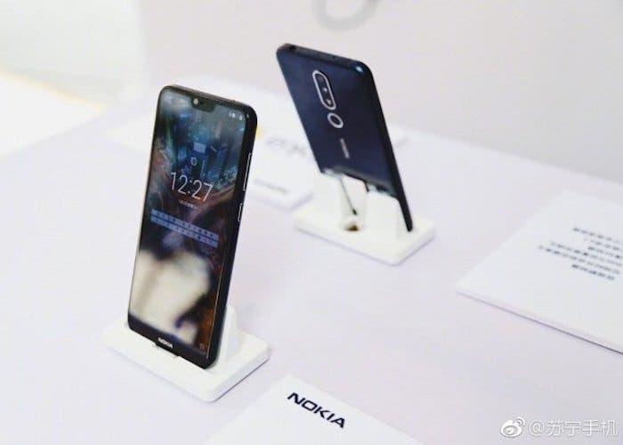 Filtrado el procesador y la potencia del Nokia X6 en Geekbench