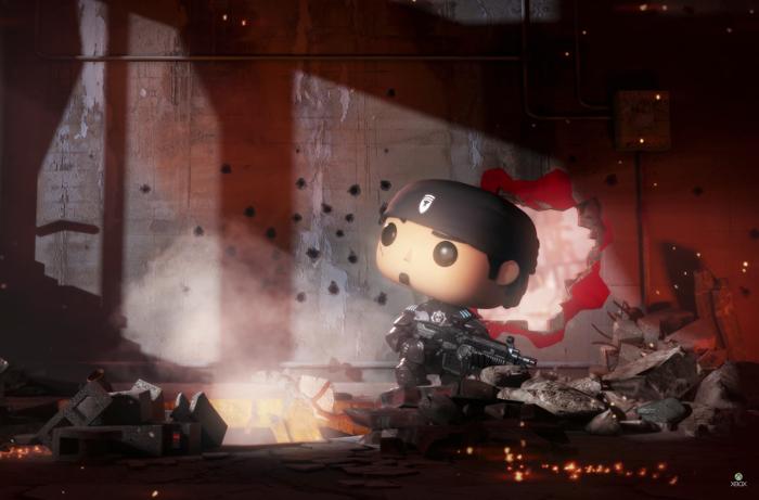 Gears Pop: el Gears of War para Android basado en personajes Funko