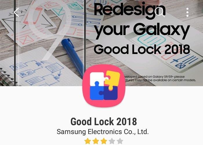 Good Lock, la app para personalizar tu Samsung Galaxy