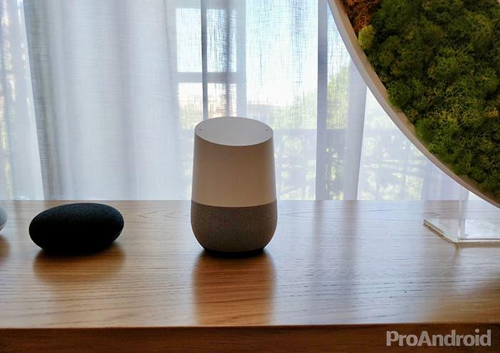Análisis del Google Home: todo el potencial de Assistant en un altavoz inteligente