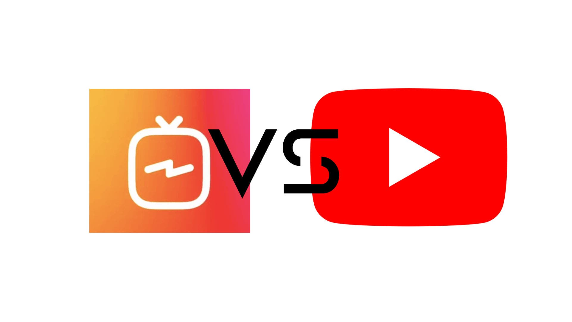 Estas son las diferencias entre IGTV y YouTube
