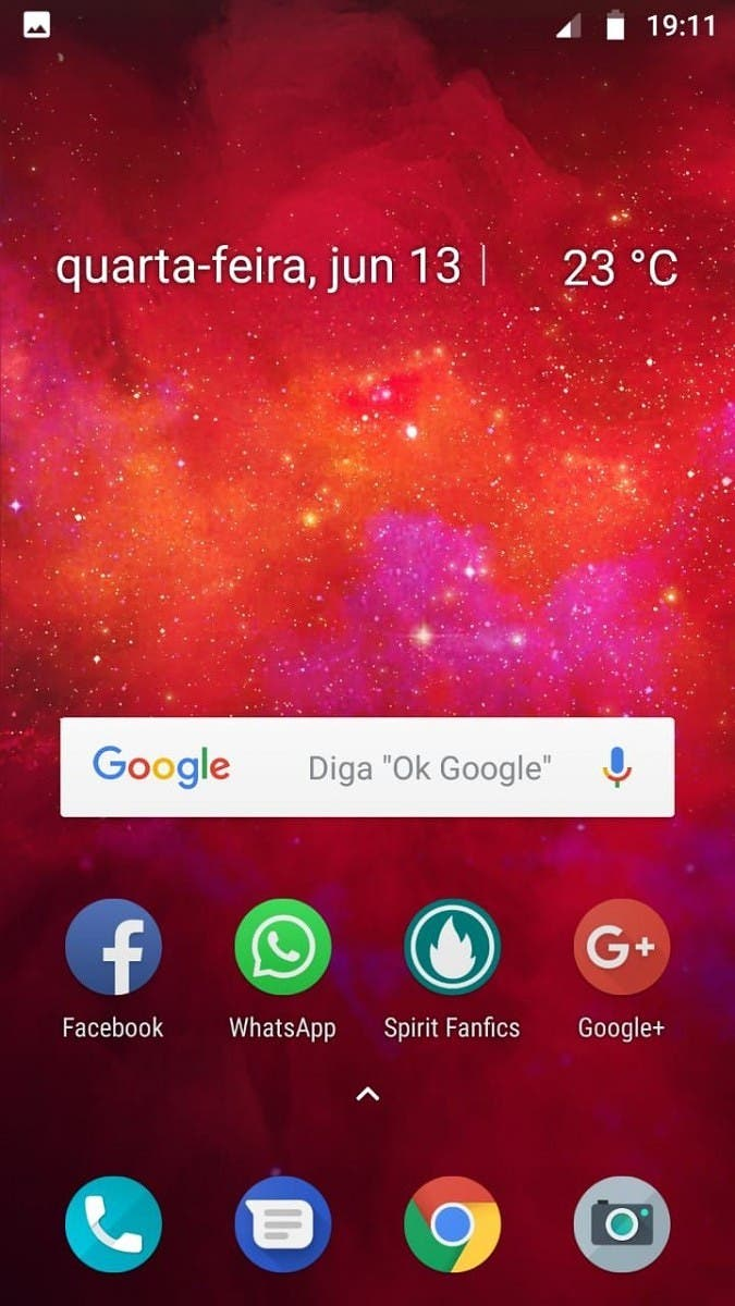 Android Oreo para el Motorola Moto G5s Plus