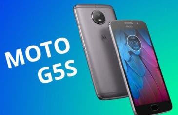 Motorola Moto G5S en oferta: ahórrate más de 100 euros