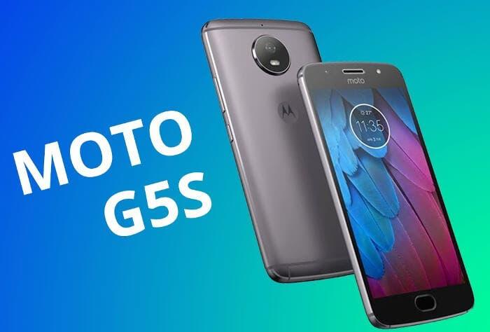 El mejor precio del Motorola Moto G5S ya disponible: 70 euros de descuento
