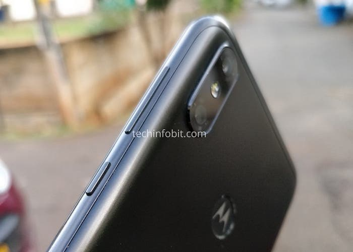 Filtrado en imágenes reales el Motorola One Power con Android