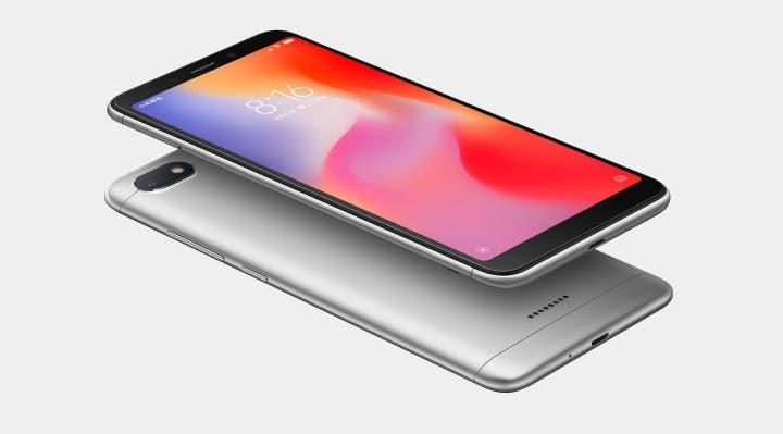Xiaomi Redmi 6A en oferta, consigue el móvil más económico de Xiaomi