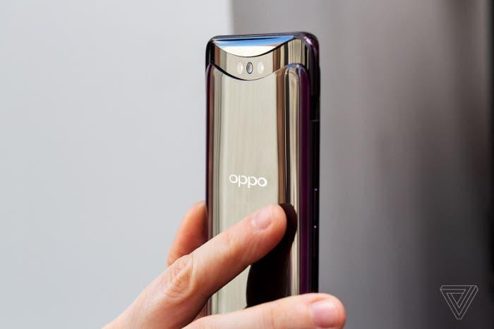 El Oppo Find X es oficial: ratio de 92,25%, cámaras escondidas y diseño increíble