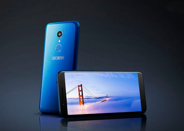 Los teléfonos perfectos para redes sociales: Alcatel 3 y Alcatel 3L