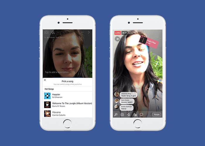 Facebook lanza Lip Sync Live, la alternativa a Musical.ly que nos permitirá hacer playback