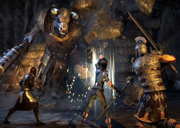 Bethesda presenta The Elder Scrolls: Blades para Android, un Skyrim adaptado a móviles