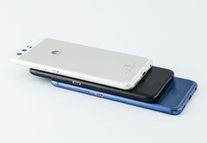 Los Huawei P10 y P10 Plus se actualizan para añadir reconocimiento facial