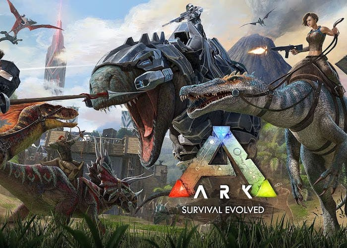 Ya podemos descargar ARK: Survival Evolved en Android desde el Play Store