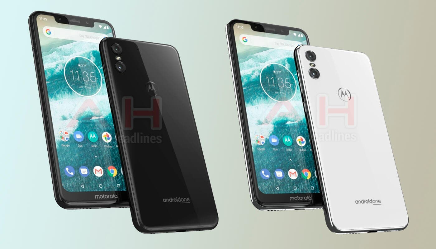 Render del Motorola One