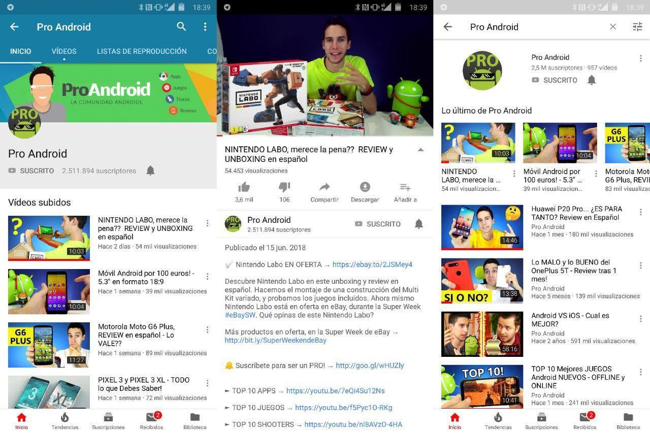YouTube Premium Pro Android