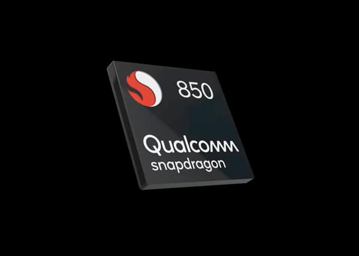 El Qualcomm Snapdragon 850 es el procesador que no verás en ningún teléfono