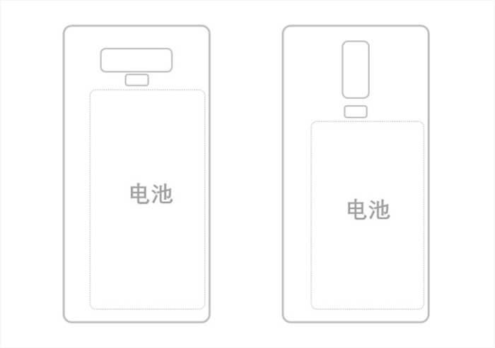 Batería del Samsung Galaxy Note 9