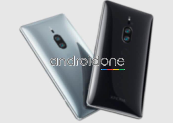 Los nuevos Sony Xperia podrían venir directamente con Android One