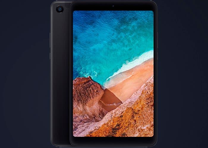 La Xiaomi Mi Pad 4 se actualiza oficialmente a MIUI 10 Global