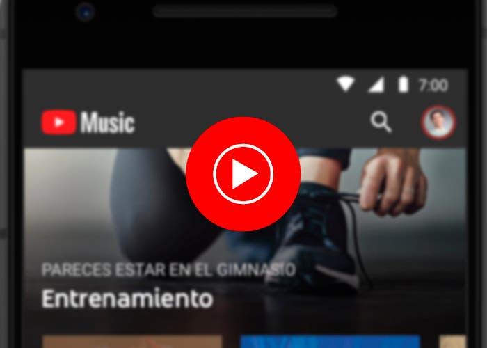 YouTube Music y YouTube Premium ya son oficiales en España desde hoy mismo