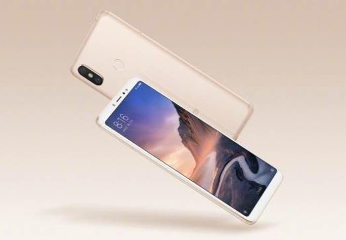 El Xiaomi Mi MAX 3 es oficial: Snapdragon 636, pantalla de 6,9 pulgadas y Android 8.1 Oreo