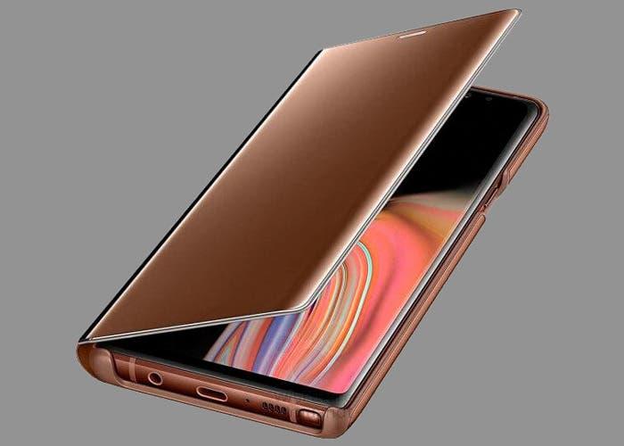 Samsung Galaxy Note 9: nuevas imágenes de las fundas y los accesorios