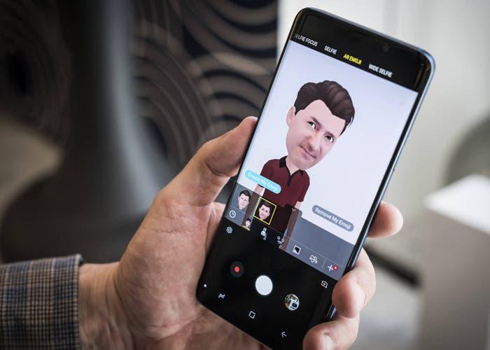 Samsung actualiza los AR Emoji con más opciones de personalización