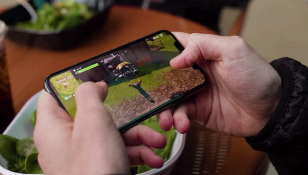 Fornite para Android