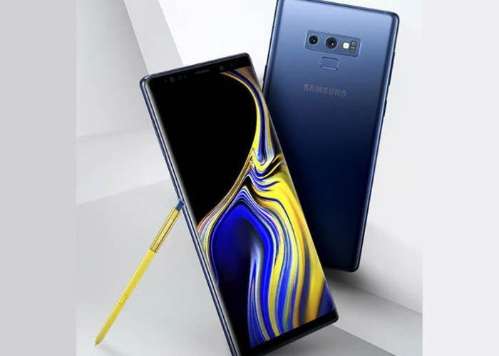 El Samsung Galaxy Note 9 se suma al carro de la inteligencia artificial