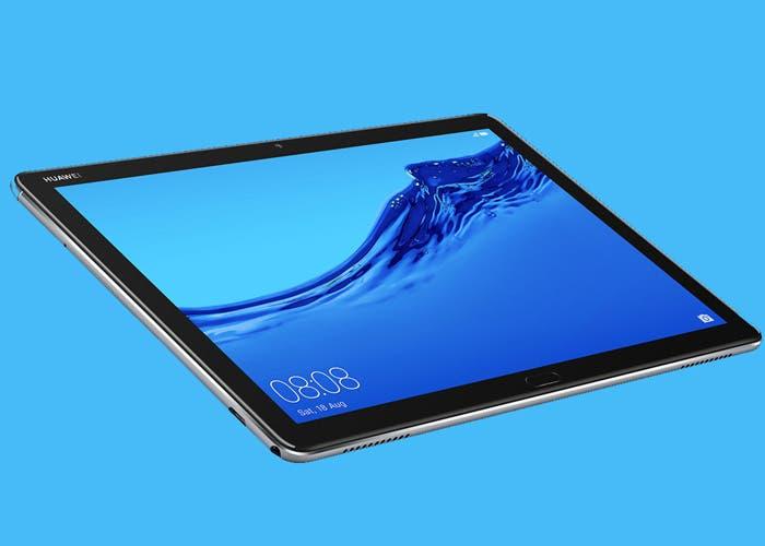 Huawei anuncia dos nuevas tablets: Huawei MediaPad M5 Lite 10 y Huawei MediaPad T5 10