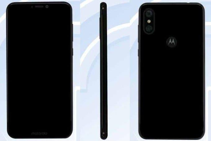 El Motorola One se filtra en TENAA: mismo diseño que el One Power