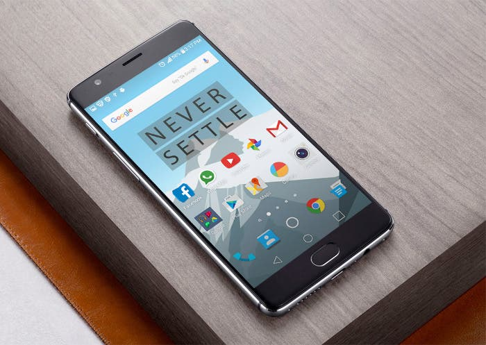 OnePlus 3 y 3t Android P