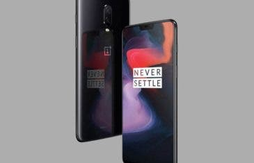 OnePlus vuelve a liberar Android 10 para los OnePlus 6 y 6T