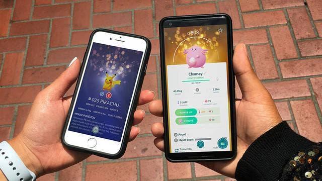 Los pokémon de Sinnoh ya llegaron a Pokémon Go