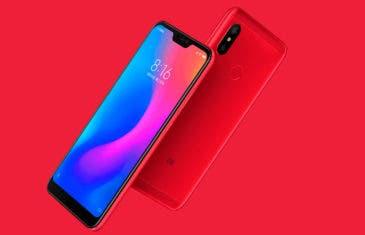 El Xiaomi Mi A2 Lite al mejor precio en Amazon: menos de 160 euros