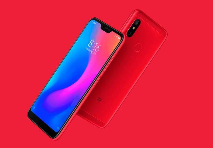 El Xiaomi Mi A2 Lite al mejor precio en Amazon: menos de 160