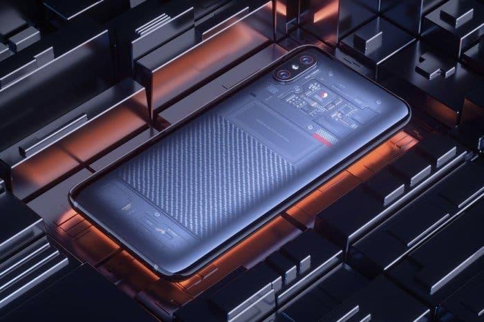 Confirmado: el Xiaomi Mi 8 Explorer Edition no es transparente