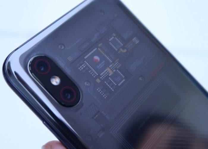 El Xiaomi Mi Note 4 se filtra en TENAA con un acabado transparente