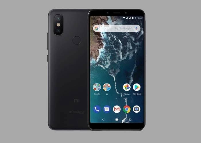 Xiaomi-Mi-A2 negro