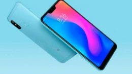 Xiaomi Mi A2 Lite Azul claro