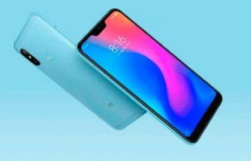 El Xiaomi Mi A2 Lite por poco más de 140 gracias a esta oferta
