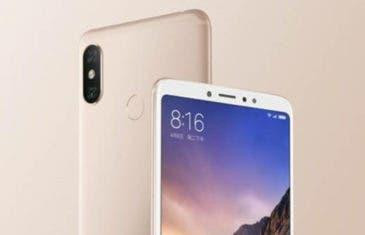 Imágenes oficiales del Xiaomi Mi MAX 3: filtrado el diseño completo y oficial