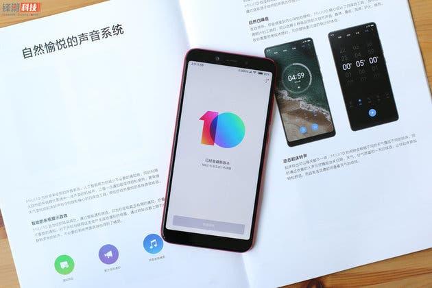 MIUI 10 llegará a 9 dispositivos Xiaomi que no se esperaban
