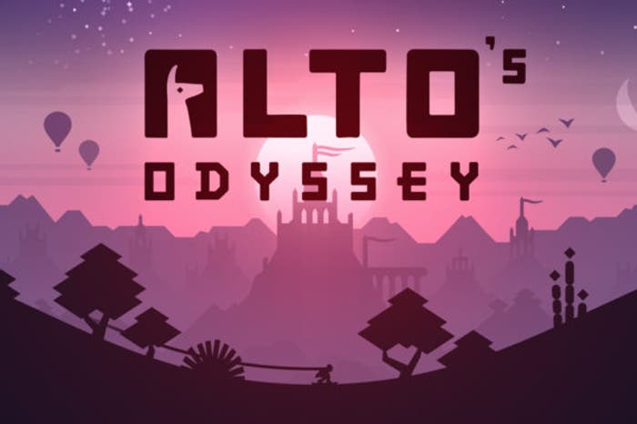Alto's Odyssey, el mejor juego infinito ya disponible en Android