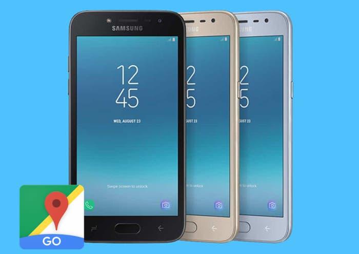 Android go de Samsung