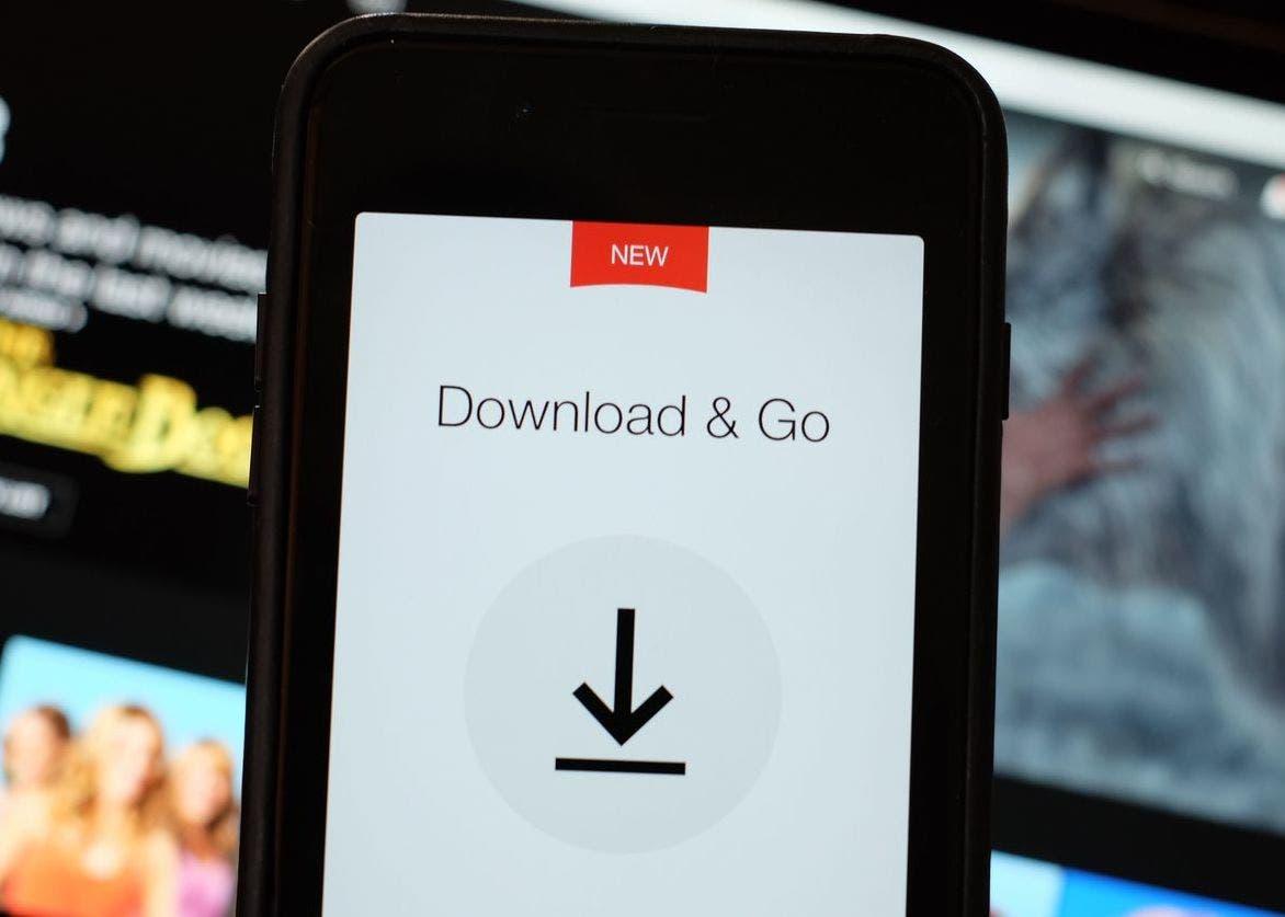 Netflix para Android activa las nuevas descargas inteligentes