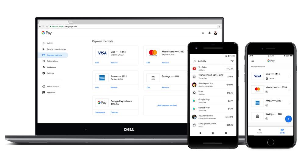 La actualización Google Pay permite gestionar entradas y tarjetas de embarque